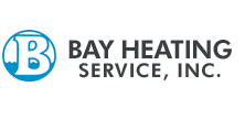 Bay Heating Service Logo
